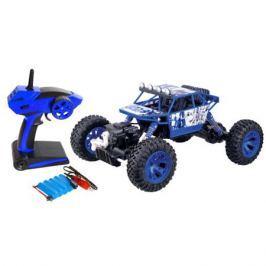 Машина на радиоуправлении Пламенный мотор «Краулер-Багги ПМ-005» 1:16 синий