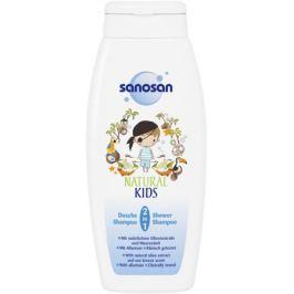 Средство 2 в 1 Sanosan гель для душа и шампунь для мальчиков 250 мл