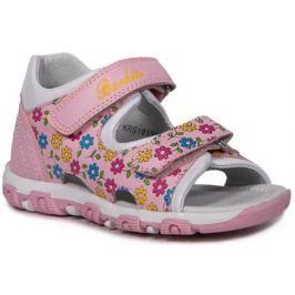 Сандалеты для девочки Barkito, розовый