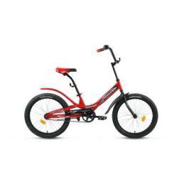 """Велосипед двухколесный Forward Scorpions 20"""" красный"""