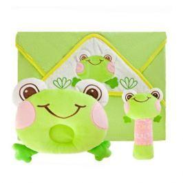 Подарочный набор Жирафики «Забавный лягушонок»