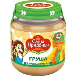 Пюре Сады Придонья Груша с 4 мес. 120 г