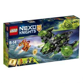 Конструктор LEGO Nexo Knights 72003 Неистовый бомбардировщик