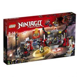 Конструктор LEGO Ninjago 70640 Штаб-квартира Сынов Гармадона