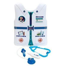 Игровой набор 1Toy «Доктор» с жилетом 3 пр.