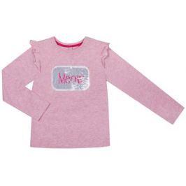 Джемпер для девочки Barkito «Мартовские коты» розовый