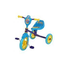 """Велосипед трехколесный 1Тoy «Hot Wheels» рельефный рисунок, колеса 10/8"""""""