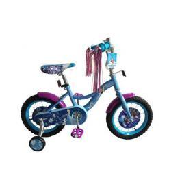 """Велосипед двухколесный Disney «Холодное сердце» 14"""""""