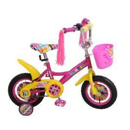 """Велосипед двухколесный Navigator «Barbie» 12"""" розовый"""
