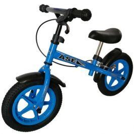 Беговел Ase-sport «ASE-Balance bike M6» с ручным тормозом blue