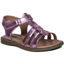 Туфли летние для девочки Barkito, розовый