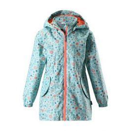 Куртка для девочки Lassie Takki зеленая