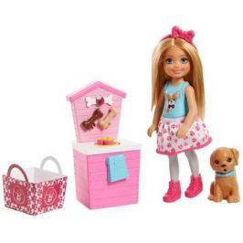 Игровой набор Barbie «Челси и щенок», в ассортименте
