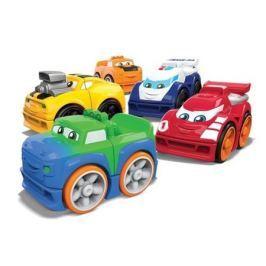Машинки Mega Bloks гоночные в ассортименте