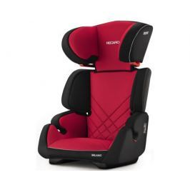 Автокресло Recaro «Milano Seatfix» 15-36 кг Racing Red