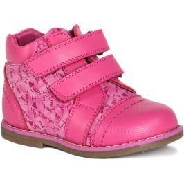 Ботинки для девочки Barkito, фуксия
