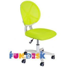 Компьютерное кресло для школьника FunDesk LST1 Green
