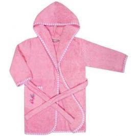 Халат детский Barkito, розовый
