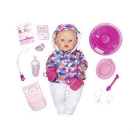 Кукла интерактивная BABY born «Зимняя пора» 43 см