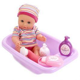 Пупс Карапуз «Hello Kitty» 33 см с ванночкой и душем