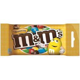 Драже M&M's с арахисом 45 г