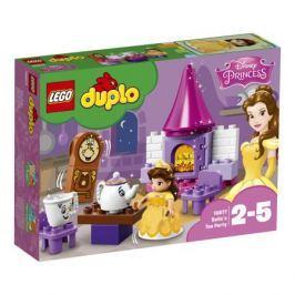 Конструктор LEGO DUPLO Princess 10877 Чаепитие у Белль