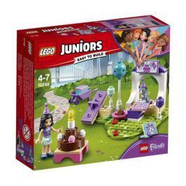 Конструктор LEGO Juniors 10748 Вечеринка Эммы для питомцев