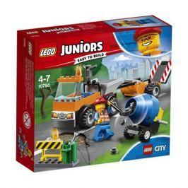 Конструктор LEGO Juniors 10750 Грузовик дорожной службы