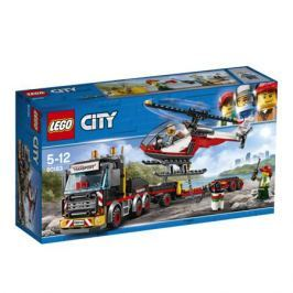 Конструктор LEGO City Great Vehicles 60183 Перевозчик вертолета