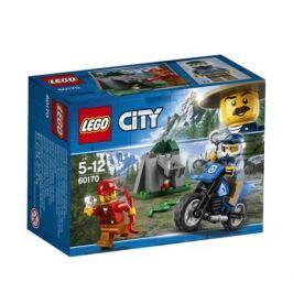 Конструктор LEGO City Police 60170 Погоня на внедорожниках
