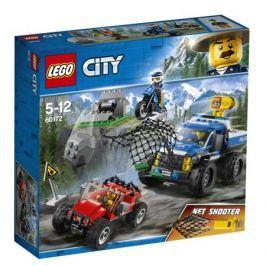 Конструктор LEGO City Police 60172 Погоня по грунтовой дороге