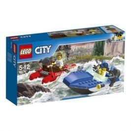 Конструктор LEGO City Police 60176 Погоня по горной реке