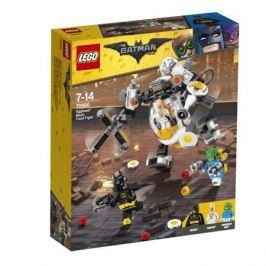 Конструктор LEGO Batman Movie 70920 Бой с роботом Яйцеголового