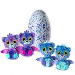 Интерактивная игрушка Hatchimals «Котята Близнецы» вылупляющиеся из яйца
