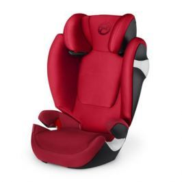 Автокресло Cybex «Solution M-Fix» 15-36 кг Rebel Red