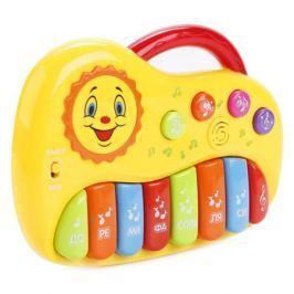 Развивающая игрушка Умка «Мое первое пианино» с песнями В. Шаинского
