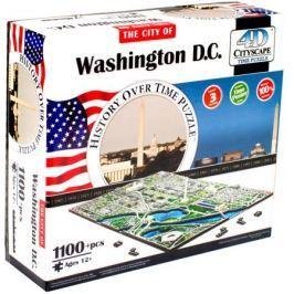 Пазл 4D Cityscape «Вашингтон» 1100 дет. объемный