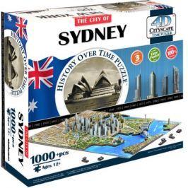 Пазл 4D Cityscape «Сидней» 1000 дет. объемный