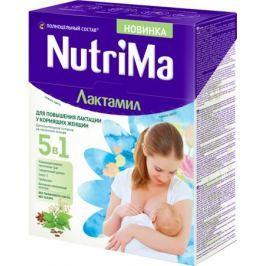 Молочный напиток для кормящих мам NutriMa «Лактамил» 350 г