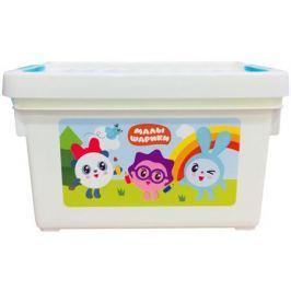 Ящик для игрушек Little Angel «Малышарики» 5,1 л