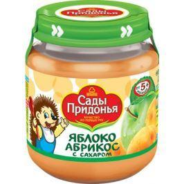 Пюре Сады Придонья Яблоко с абрикосом с 5 мес. 120 г