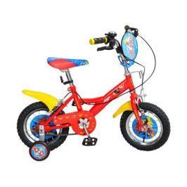 """Велосипед двухколесный Navigator «Super Hero Girls» 12"""" красный"""