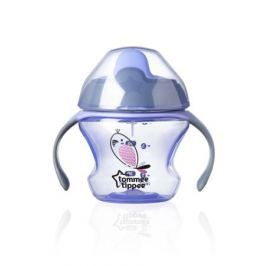 Чашка-непроливайка Tommee Tippee Explora «First cup» 150 мл фиолетовая