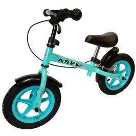 Беговел Ase-sport «ASE-balanse bike M4» с ручным тормозом green