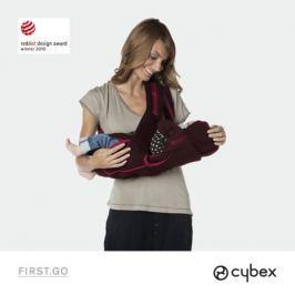 Кенгуру Cybex «First GO» Poppy Red 2013