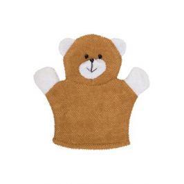 Мочалка-рукавичка Roxy-kids «Baby Bear» махровая