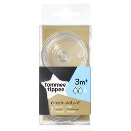 Соски для бутылочки Tommee Tippee Close to nature средний поток с 3 мес. 2 шт.