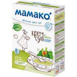 Крем-суп Мамако овощной из шпината на козьем молоке с 8 мес. 150 г