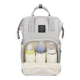 Рюкзак для мамы Yrban серый
