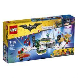 Конструктор LEGO Batman Movie 70919 Вечеринка Лиги Справедливости